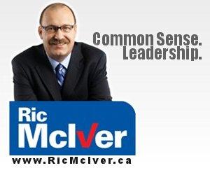 Vote for Ric McIver