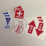 Products:  Rally and Racing Decals