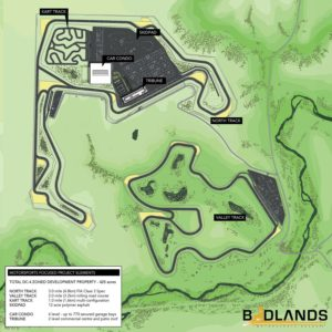 Badlands Motorsport Resort